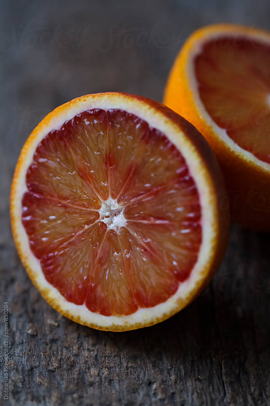 Blood Oranges by Dobránska Renáta for Stocksy United
