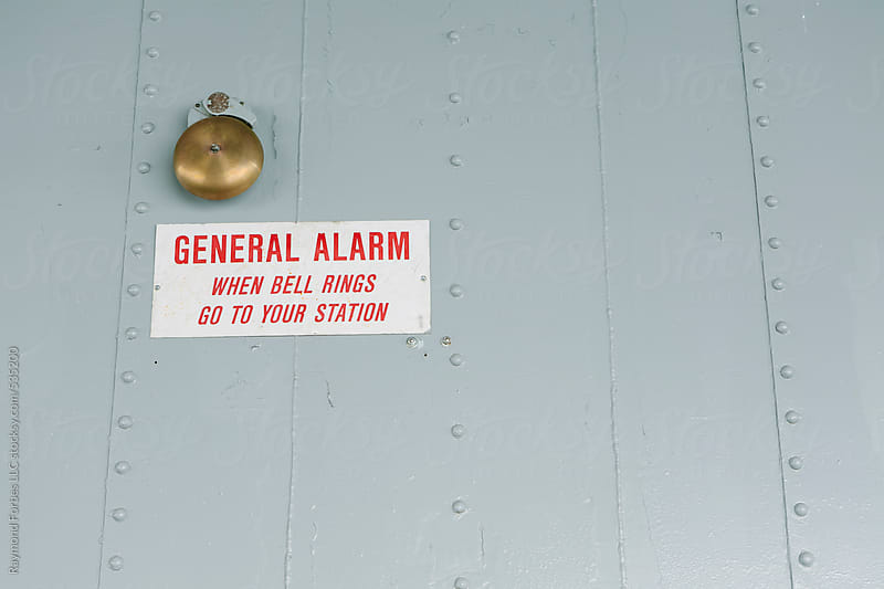 Alarm Bell by Raymond Forbes LLC for Stocksy United