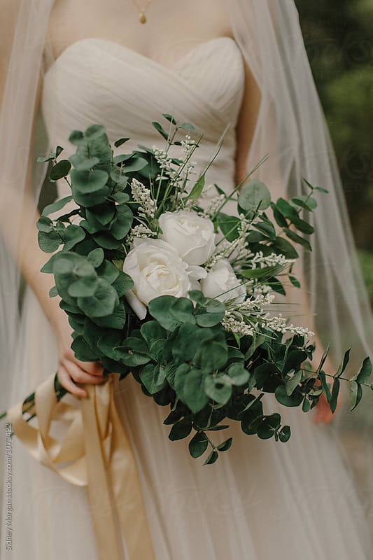 Wedding Bouquet by Sidney Morgan for Stocksy United