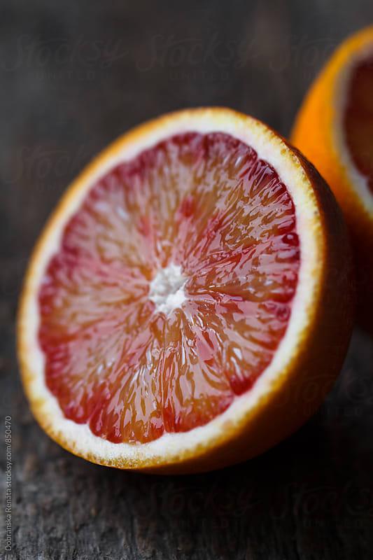 Blood Oranges by Dobránska Renáta for Stocksy United