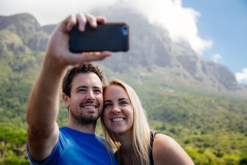 Selfie by Hillary Fox for Stocksy United