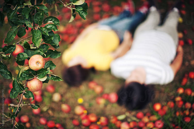 Apple Couple by Kevin Russ for Stocksy United