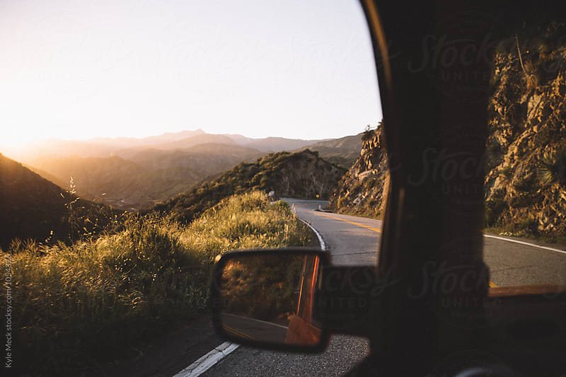 Roadtrip by Kyle Meck for Stocksy United