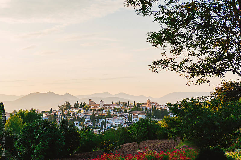 Granada,  Spain by Preappy for Stocksy United
