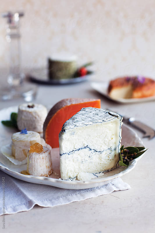 Cheese Plate by Sara Remington for Stocksy United