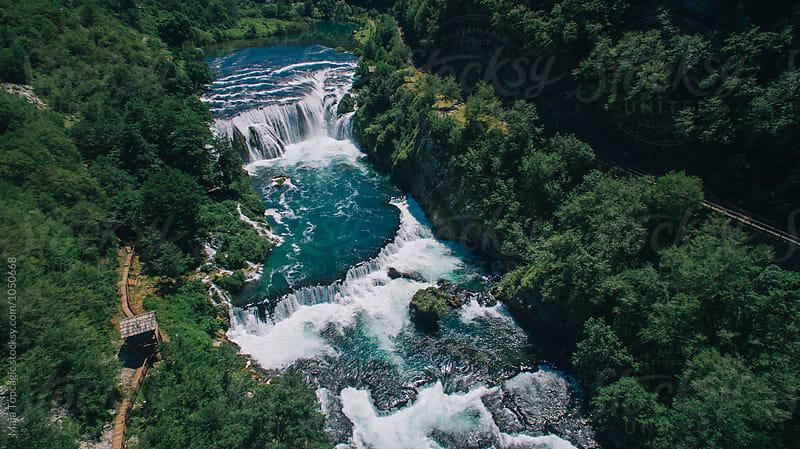 Beautiful rivers by Maja Topcagic for Stocksy United