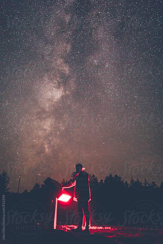 Space Adventures by Jake Elko for Stocksy United