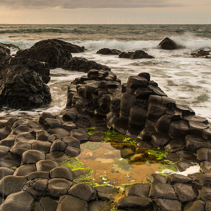 Giant's Causeway by Marilar Irastorza for Stocksy United