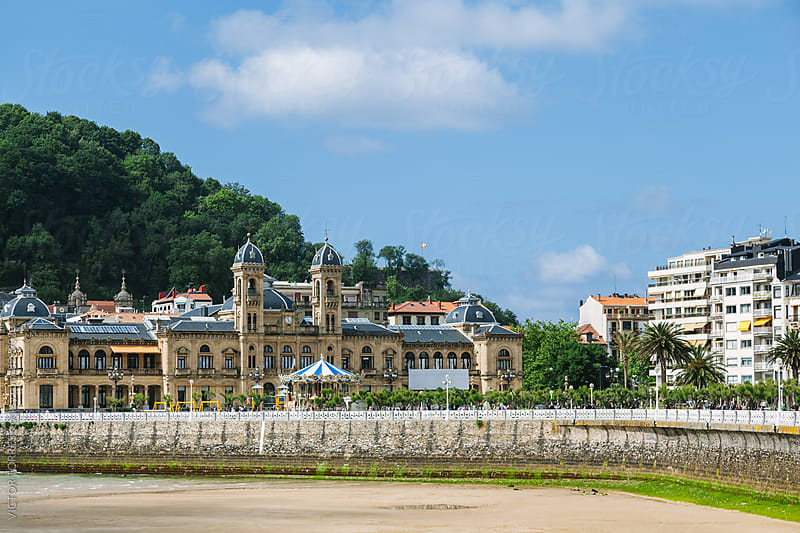 San Sebastian, Spain by VICTOR TORRES for Stocksy United