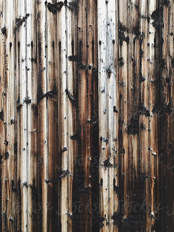 Weathered Wood Background by Julien L. Balmer for Stocksy United