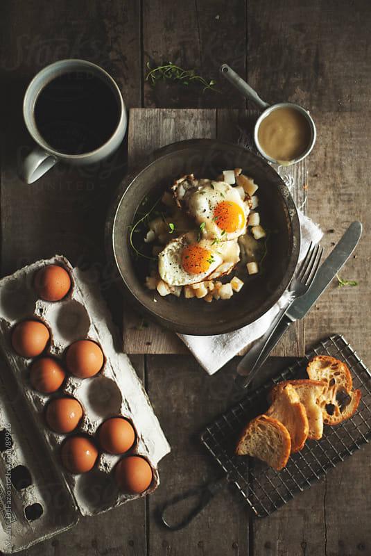 Breakfast by Melanie DeFazio for Stocksy United
