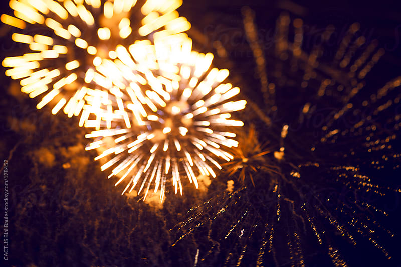 Fireworks by CACTUS Blai Baules for Stocksy United