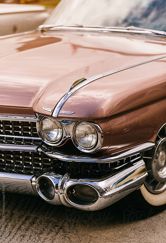 Vintage American Car by VICTOR TORRES for Stocksy United