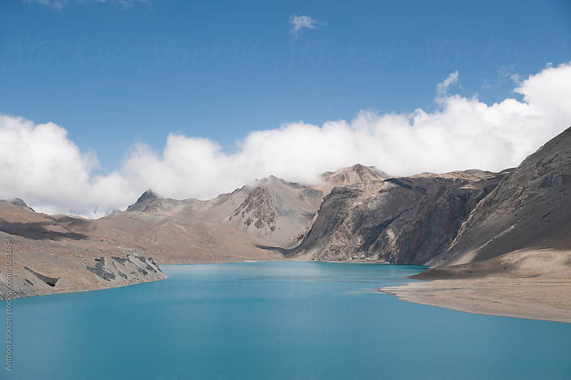 Tilicho Lake by Anthon Jackson for Stocksy United