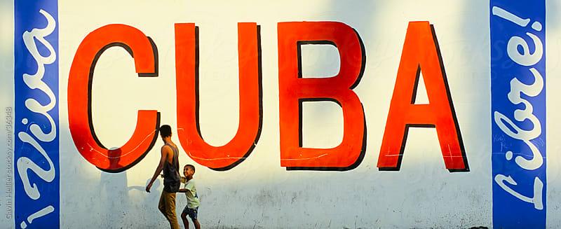 Street scene in Havana, Cuba, West Indies, Central America  by Gavin Hellier for Stocksy United