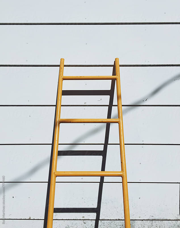 MINIMAL LADDER by Rob Martinez for Stocksy United