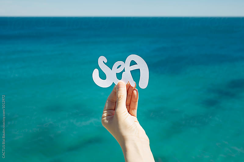 Sea by CACTUS Blai Baules for Stocksy United