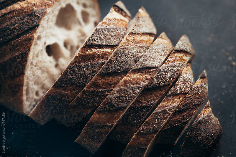 Slices of Bread by Lumina for Stocksy United