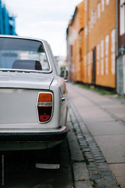 Vintage car by Zocky for Stocksy United