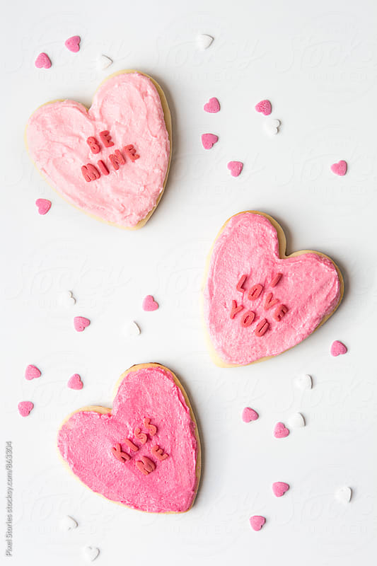 Cookies for my valentine by Pixel Stories for Stocksy United