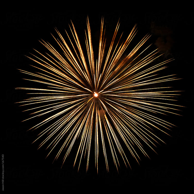 Japanese Fireworks by Jason Hill for Stocksy United