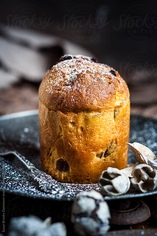 Mini Panettone by Susan Brooks-Dammann for Stocksy United