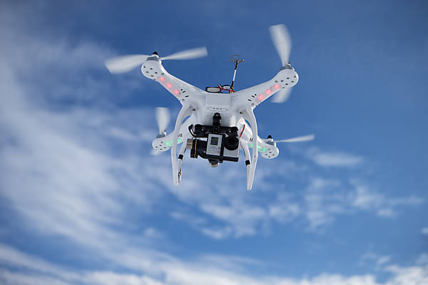 NC drone program is helping diagnose patients faster