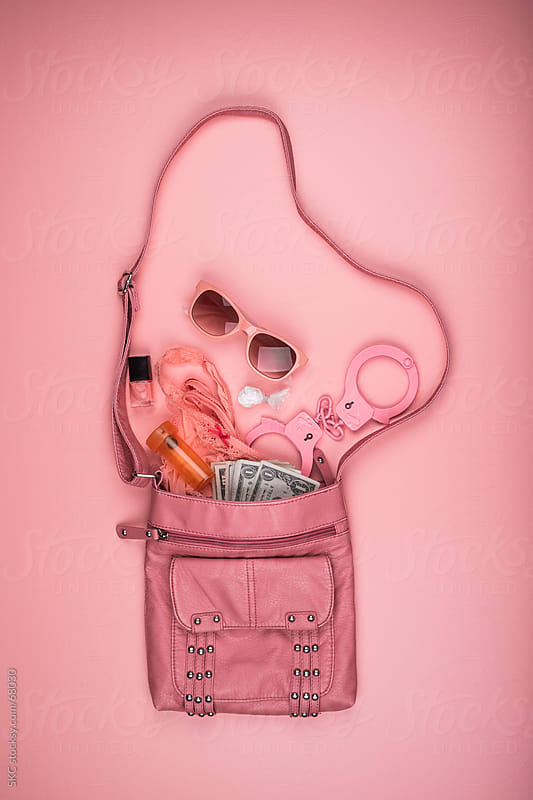 The Contents of a Purse can Reveal a Lot About a Woman by suzanne clements for Stocksy United
