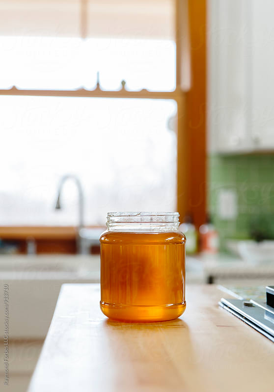 Jar O' Honey by Raymond Forbes LLC for Stocksy United