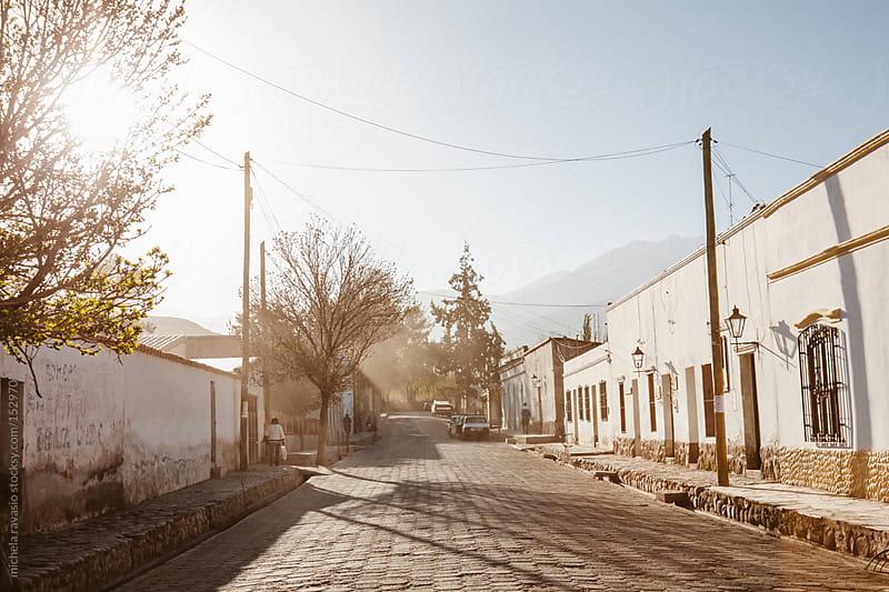 Dusty road  by michela ravasio for Stocksy United