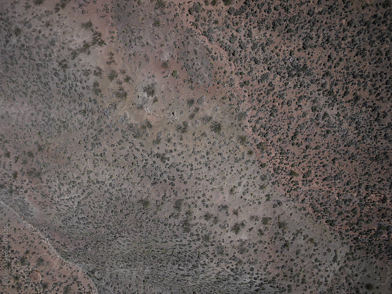 Desert background from drone by rolfo for Stocksy United