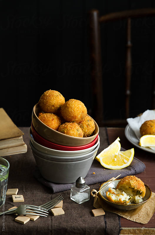 Arancini by Török-Bognár Renáta for Stocksy United