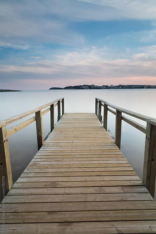 Path to the sea by Marilar Irastorza for Stocksy United