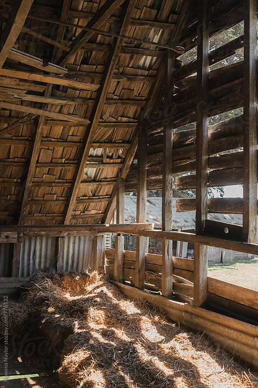 Heritage Australian Shearing Shed by Rowena Naylor for Stocksy United