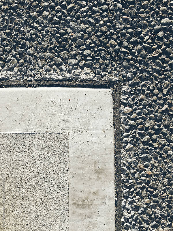 Close up of urban sidewalk by Paul Edmondson for Stocksy United