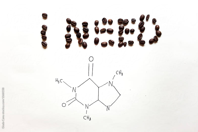 I need caffeine by Giada Canu for Stocksy United