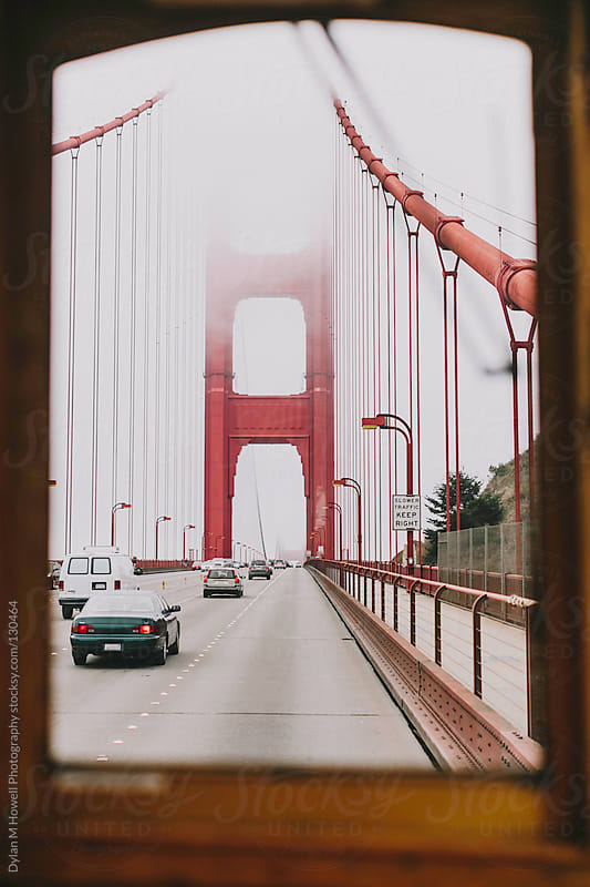 Golden Gate Bridge by Dylan M Howell Photography for Stocksy United