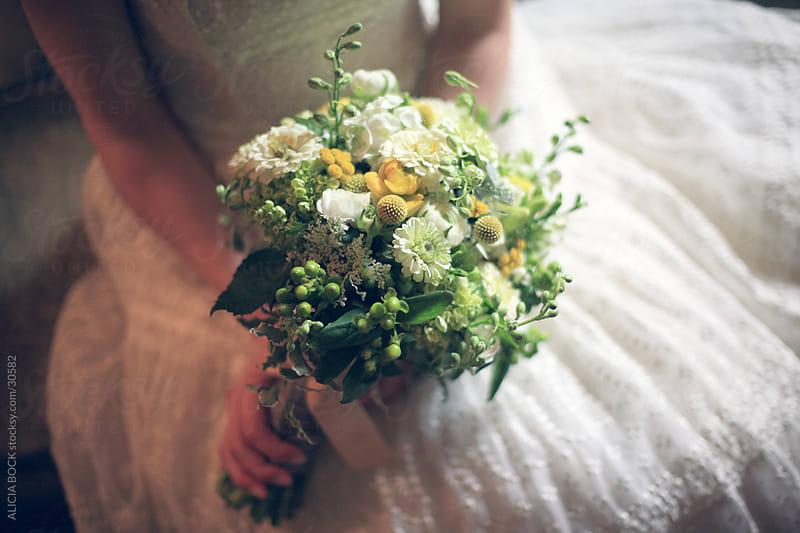 Bride in Sunlight by ALICIA BOCK for Stocksy United