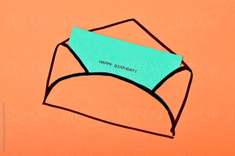 happy birthday by juan moyano for Stocksy United