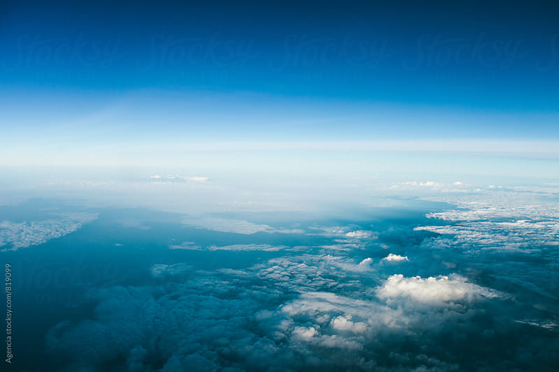 Above the Clouds by Agencia for Stocksy United