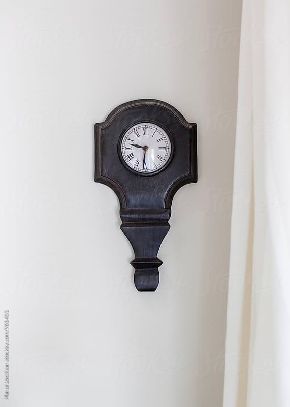 Vintage Wall Clock by Marta Locklear for Stocksy United