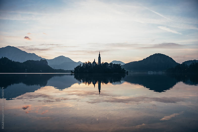 Bled Island by RG&B Images for Stocksy United