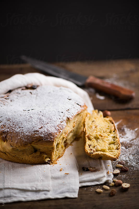 Sweet bread 'pignola'  by Laura Adani for Stocksy United