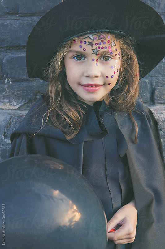 Cute Witch by Lumina for Stocksy United