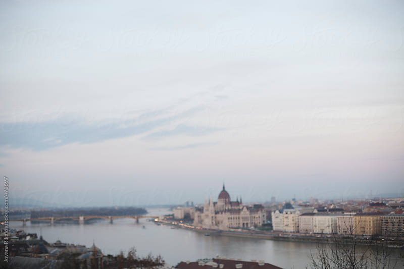 Budapest city by Jovana Rikalo for Stocksy United