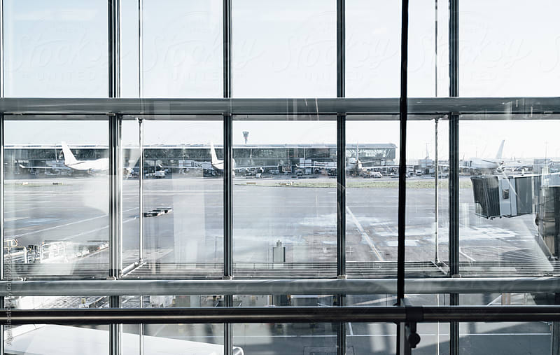 Airport View by Agencia for Stocksy United