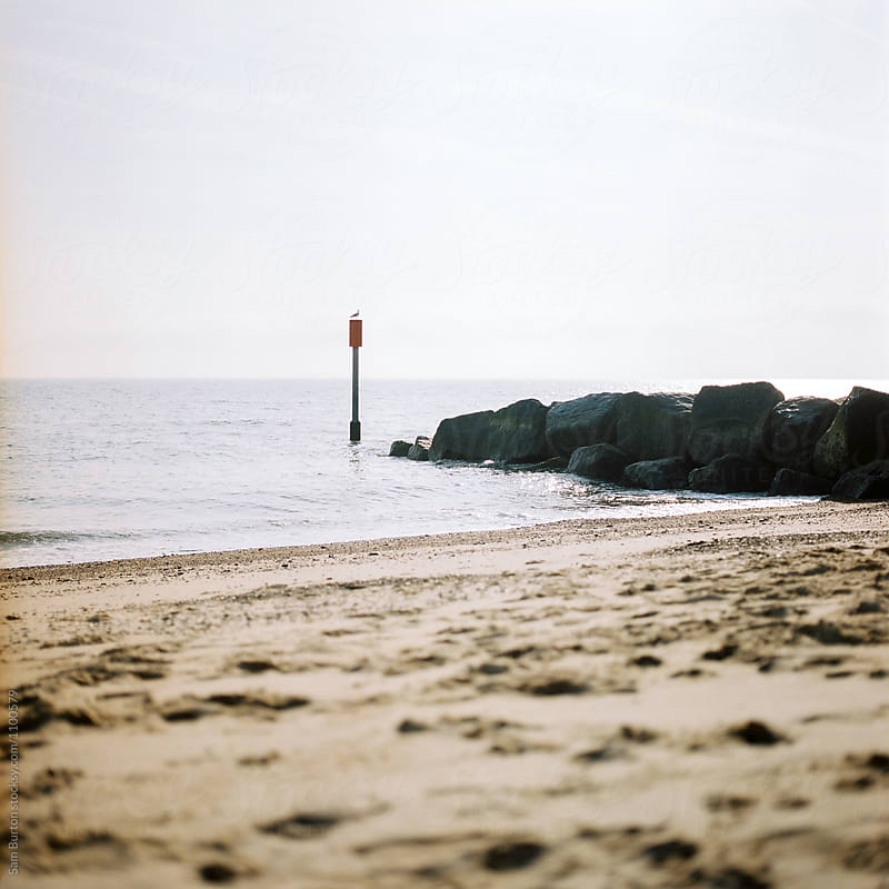 Norfolk coast by Sam Burton for Stocksy United