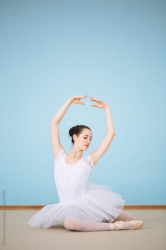 Classical dancer by michela ravasio for Stocksy United