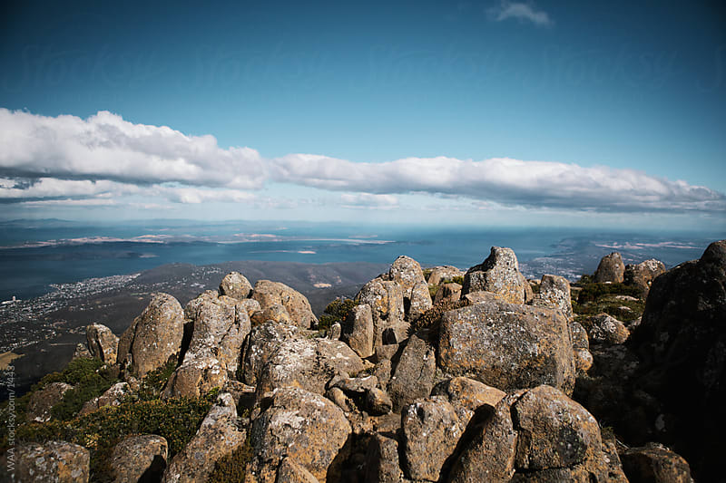 Mount Wellington, Tasmania by WAA for Stocksy United