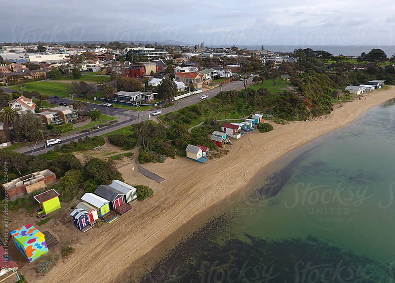 Mornington Beach, Victoria, Australia by Gary Radler Photography for Stocksy United
